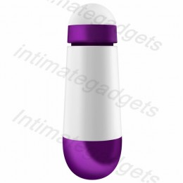 OVO W2 Clitoris Stimulator Massager Bullet Egg oral sex Toy - Violet