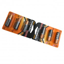 Duracell 1.5V Alkaline AA Battery (6 Pack)