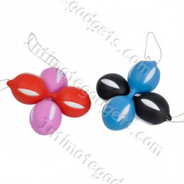 Geisha Smartballs Kegel Exercise Ben Wa Ball (Assorted Colors)