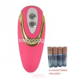 Newest Mini Vibrating Pleasure Object + 4 x AAA Batteries