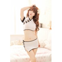 Hot Ladies Sleepwear Chinese Style Girl Costume Set