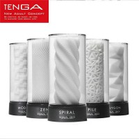 TENGA 3D Pile Masturbation Cup Male Masturbator Sex Cup for Men Soft High-grade Aircraft Cup Sex Toys for Men