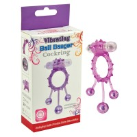 APHRODISIA Vibration Ball Banger Cock Ring