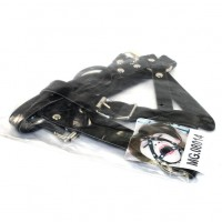 PU Leather Harness Mouth plug S&M Bondage Sex Toy