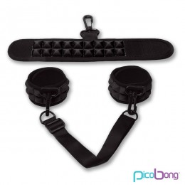 PicoBong Resist No Evil Cuffs-Black