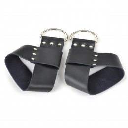 Fifty shades of grey Leather Handcuff with Hanging Ring