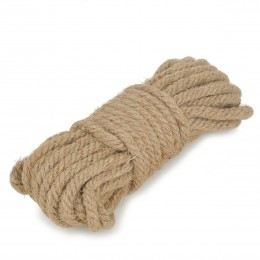 Fifty shades of grey 10 Meter Natural BDSM Hemp Rope