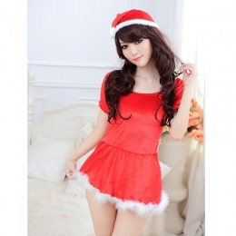 Vivac Ms.Clause Christmas Costume
