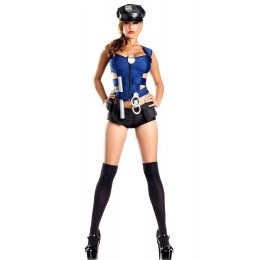 Police Officer Naughty Costume