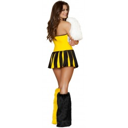 Racer Cheerleader Costume