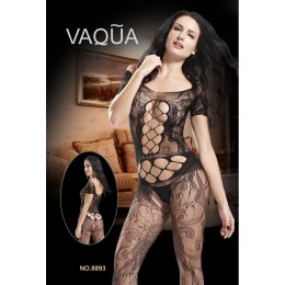 Flower Mesh Bodystocking