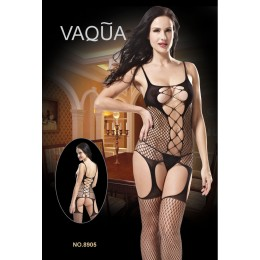 Bold Hole Suspender Bodystocking