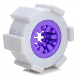 YouCups Amazing Penis Ring Cock Time Delay - Purple