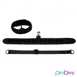 PicoBong Speak No Evil Choker-Black