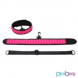 PicoBong Speak No Evil Choker-Red