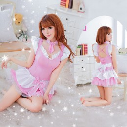Sweet Maid Cosplay Dress Carnival Costumes