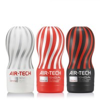 New Tenga Air-tech Reusable Vacuum Cup Pocket Pussy For Men