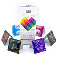 Personage® 6in1 24pcs Condoms Set