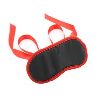 Intimate™ Red Satin Blindfold S&M & Bondage Sex Toy for Couple