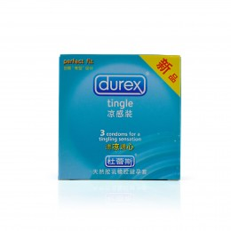 Durex Minty Tingle Condoms (3 pack)