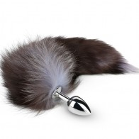 Intimate™ Fetish Fox Tail Anal Plug for Men/Women