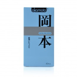 Okamoto Super Smooth Condoms (10 pcs)