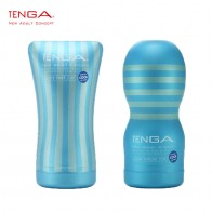 TENGA® Mint Masturbation Series Deep Throat Sex Cup & Masturbation Aircraft Cup