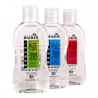 DUAI ® 220ML Water Based Lubricants gay anal sexoral sex oil lubricant Adult sex products Vagina massage oil