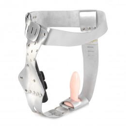Fifty shades of grey T-Type Chastity Belt - Silver
