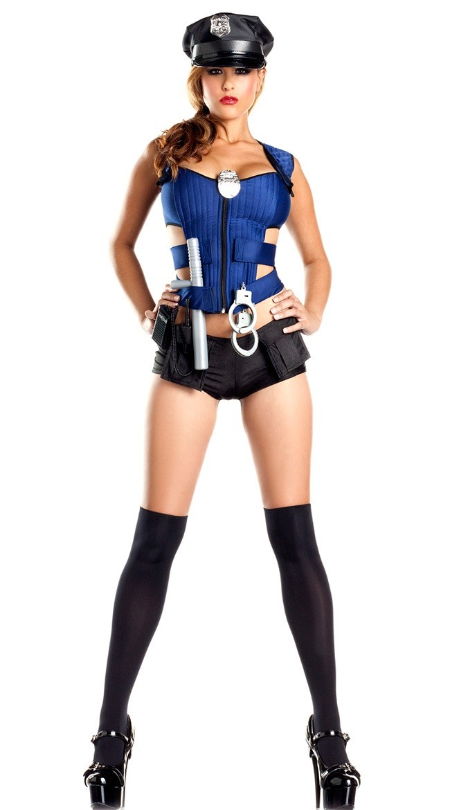 Police officer erotic — photo 2