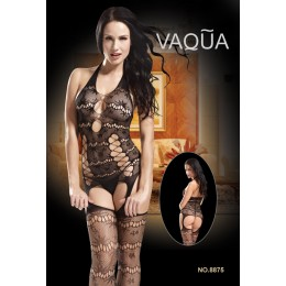 Seamless Halter Bodystocking