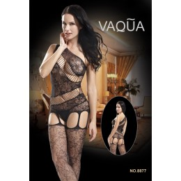 One shoulder Strings Bodystocking