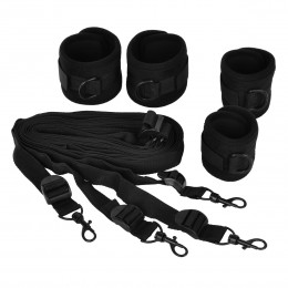 Fifty shades Secret Underbed Restraint System Set Cuff Kits