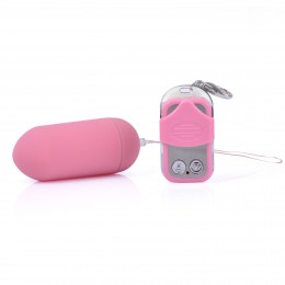 10-Mode Remote Control Bullet Vibrator - Color Assorted