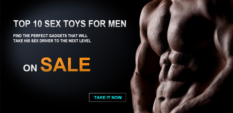 top 10 sex toys for men